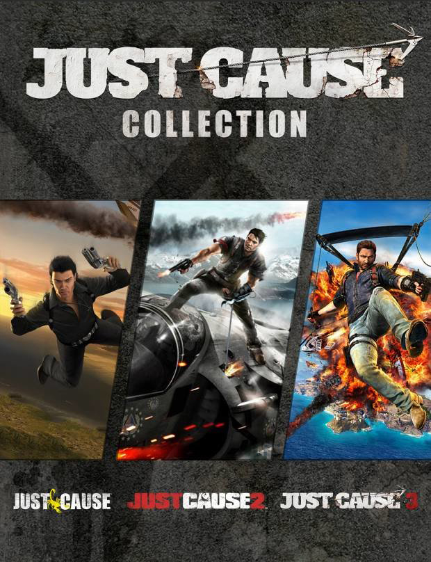 Just Cause: Collection [PC, Цифровая версия] (Цифровая версия) фото