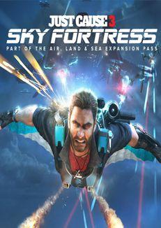 Just Cause 3. Sky Fortress Pack. Дополнение [PC, Цифровая версия] (Цифровая версия)