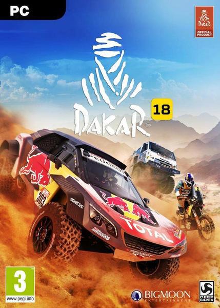 Dakar 18 [PC, Цифровая версия] (Цифровая версия)
