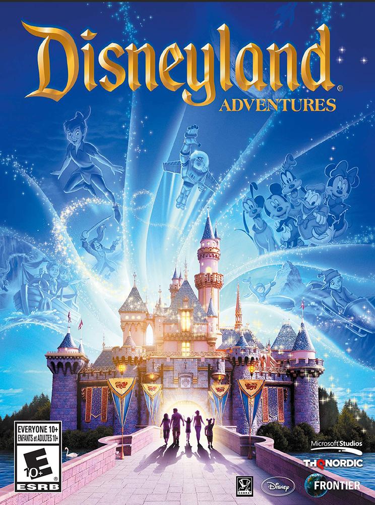 Disneyland Adventures [PC, Цифровая версия] (Цифровая версия)