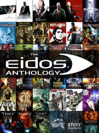 Eidos Anthology (56 игр от Square Enix) [PC, Цифровая версия] (Цифровая версия) anthology