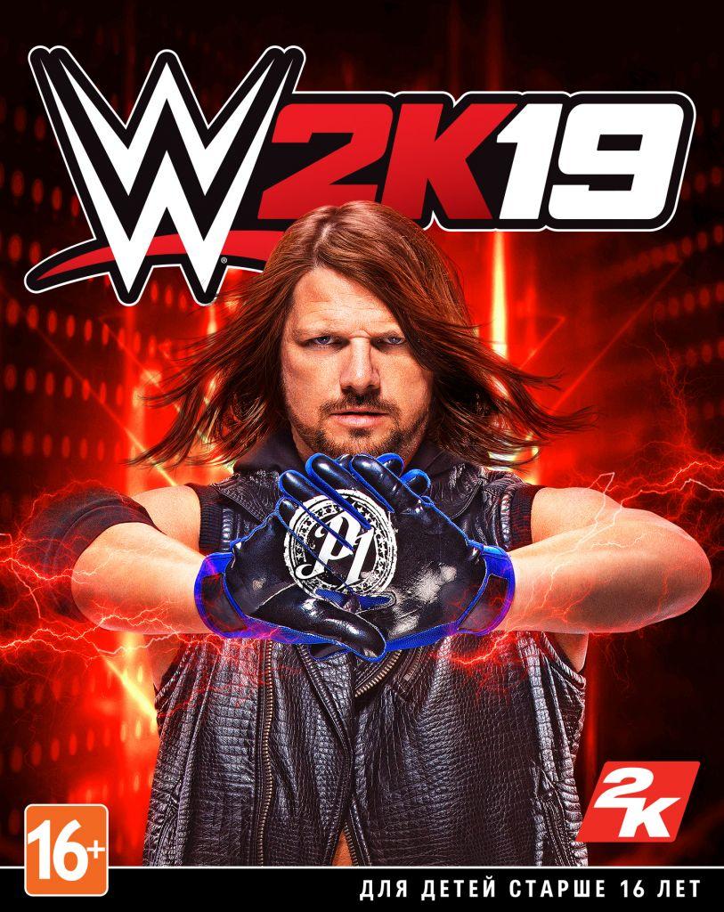 WWE 2K19 [PC, Цифровая версия] (Цифровая версия) фото