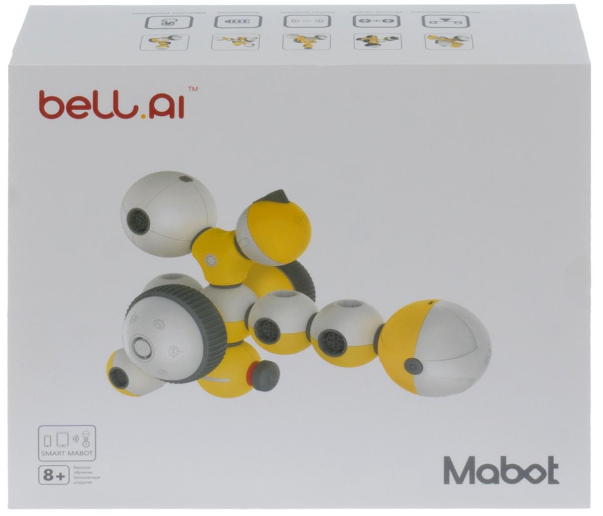 Детский конструктор-робот Mabot B (5 в 1) фото