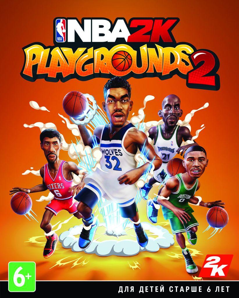 NBA 2K Playgrounds 2 [PC, Цифровая версия] (Цифровая версия)