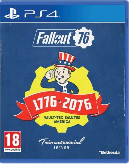 Fallout 76. Tricentennial Edition [PS4] фото