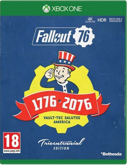 Fallout 76. Tricentennial Edition [Xbox One] фото