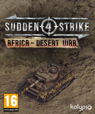 Sudden Strike 4. Africa Desert War. Дополнение [PC, Цифровая версия] (Цифровая версия) фото