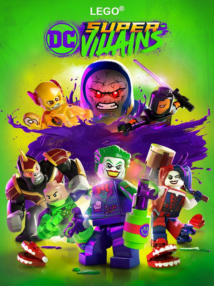 LEGO DC Super-Villains [PC, Цифровая версия] (Цифровая версия) фото