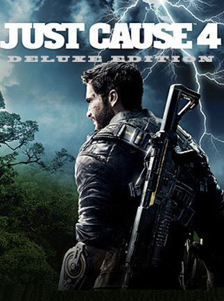 Just Cause 4. Deluxe Edition [PC, Цифровая версия] (Цифровая версия) фото