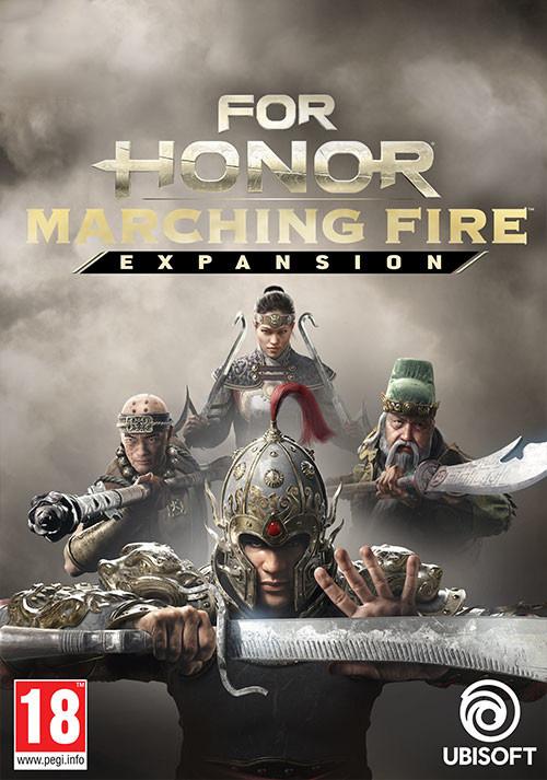 For Honor. Marching Fire. Дополнение [PC, Цифровая версия] (Цифровая версия) фото