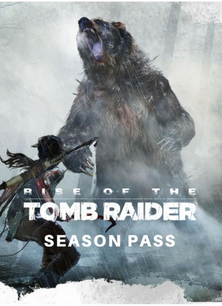Rise of the Tomb Raider. Season Pass [PC, Цифровая версия] (Цифровая версия) фото