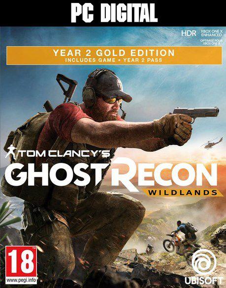 Tom Clancy's Ghost Recon: Wildlands. Year 2 Gold Edition [PC, Цифровая версия] (Цифровая версия) фото