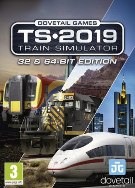 Train Simulator 2019 [PC, Цифровая версия] (Цифровая версия) фото