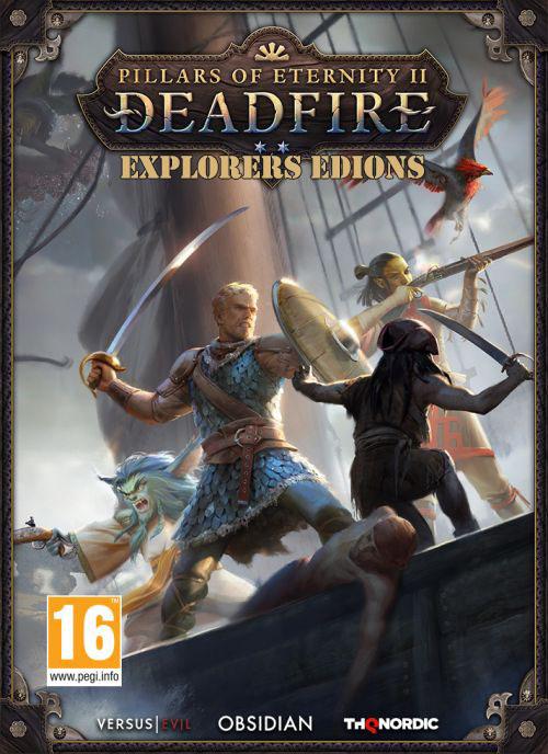 Pillars of Eternity II: Deadfire. Explorers Pack (набор дополнений) [PC, Цифровая версия] (Цифровая версия) фото