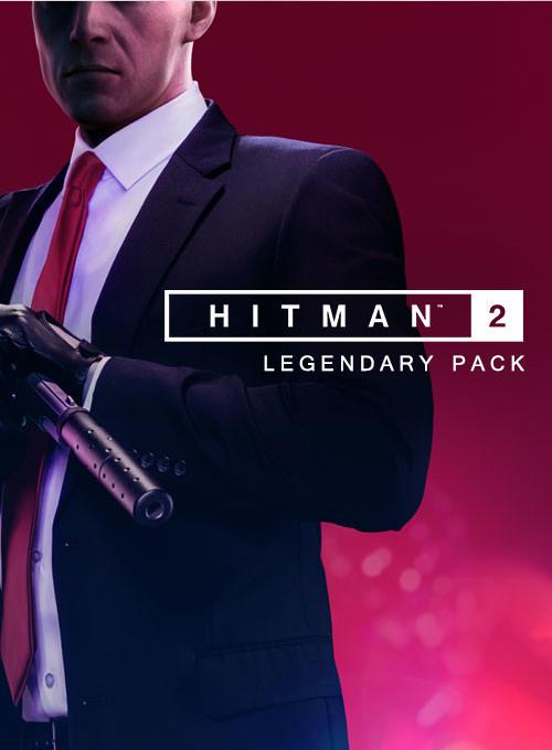 Hitman 2. GOTY Legacy Pack. Набор дополнений [PC, Цифровая версия] (Цифровая версия)