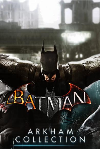 Batman: Arkham Collection [PC, Цифровая версия] (Цифровая версия) фото