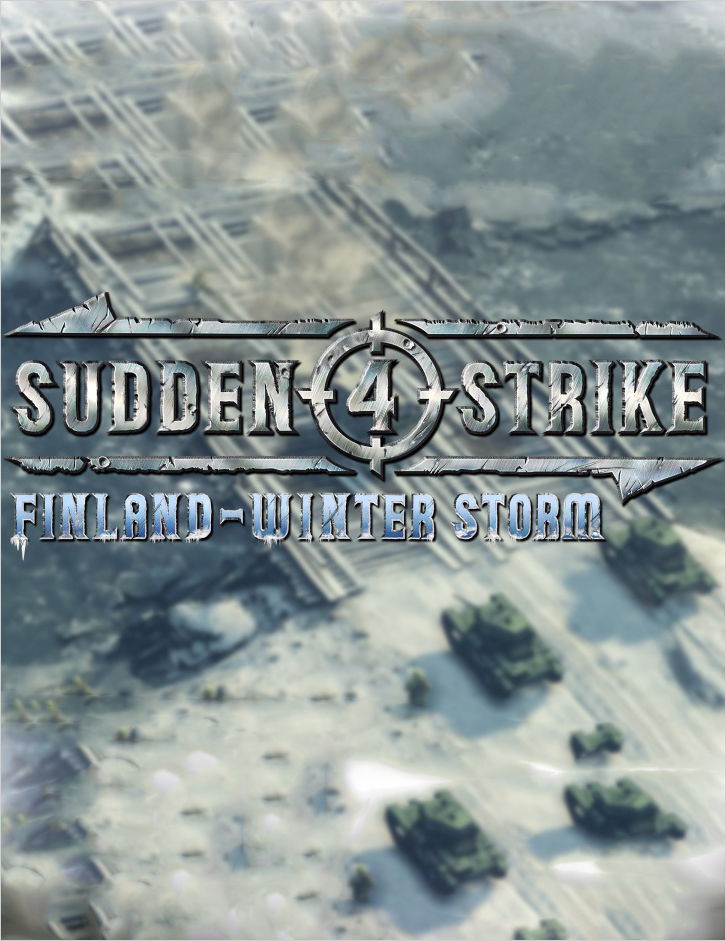 Sudden Strike 4. Finland: Winter Storm. Дополнение [PC, Цифровая версия] (Цифровая версия) фото