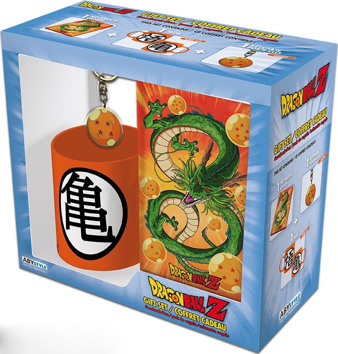 Набор Dragon Ball (кружка + блокнот + брелок)