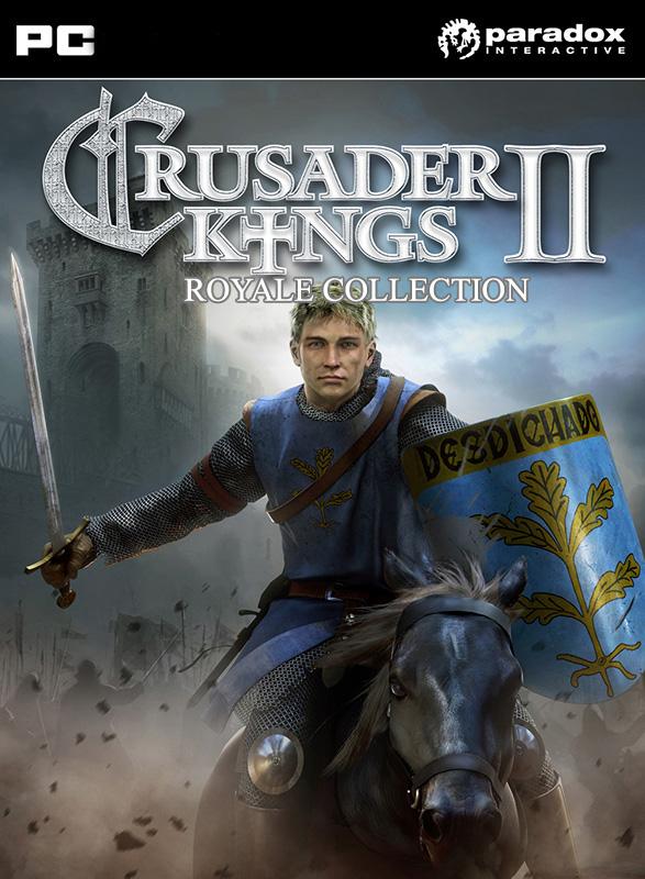 Crusader Kings II. Royal Collection [PC, Цифровая версия] (Цифровая версия) фото