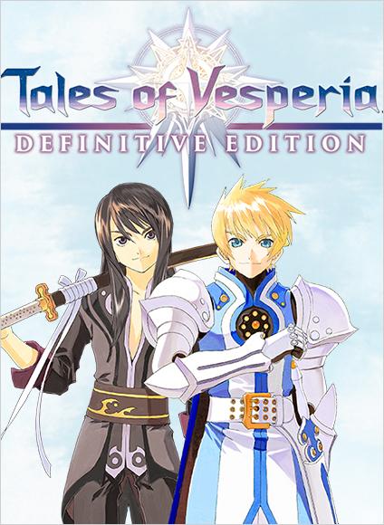 Tales of Vesperia. Definitive Edition [PC, Цифровая версия] (Цифровая версия)