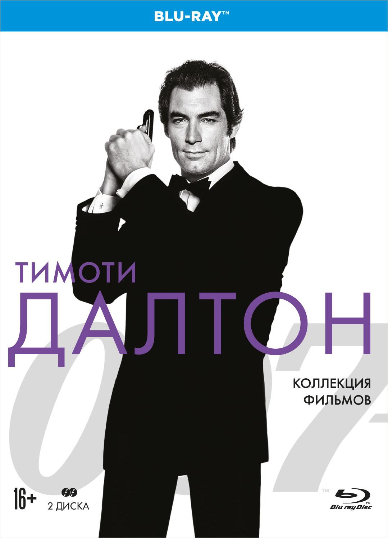 Коллекция 007: Тимоти Далтон (2 Blu-ray) фото