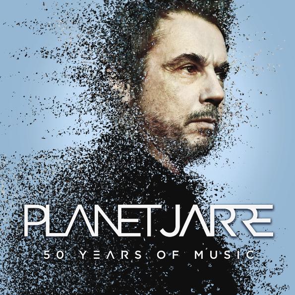 Jean-Michel Jarre: Planet Jarre – 50 Years Of Music. Super Deluxe Edition (2 CD + 2 MC) фото