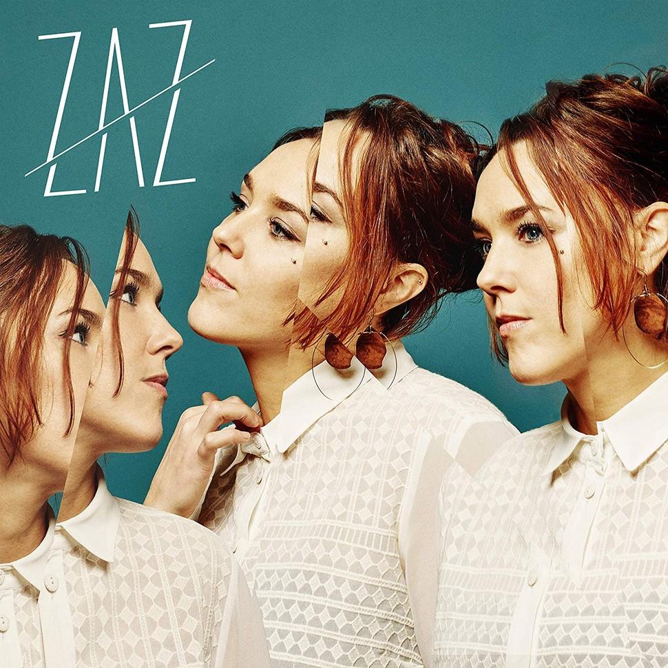 ZAZ – Effet Miroir (CD) фото