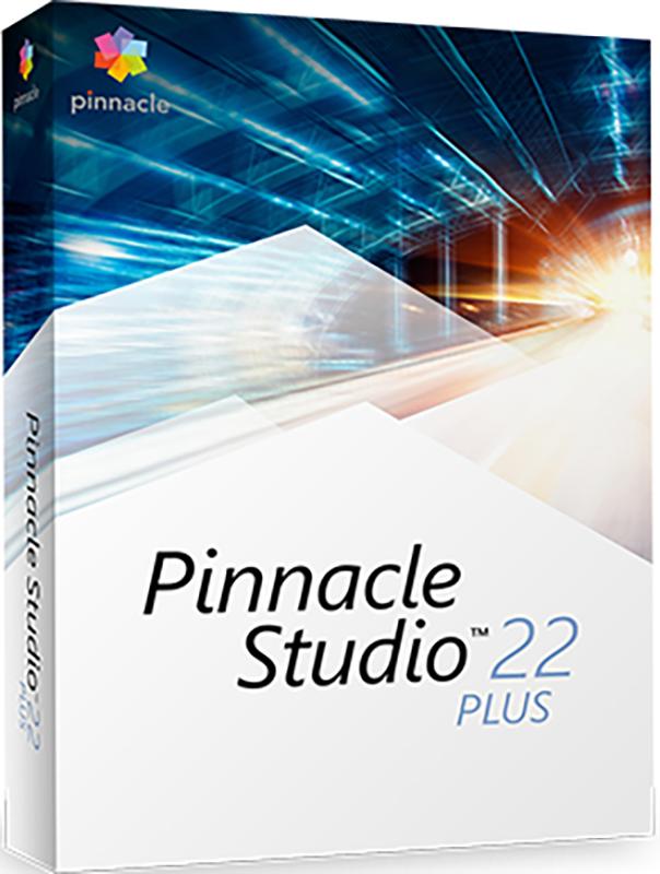 Pinnacle Studio 22 Plus [Цифровая версия] (Цифровая версия)