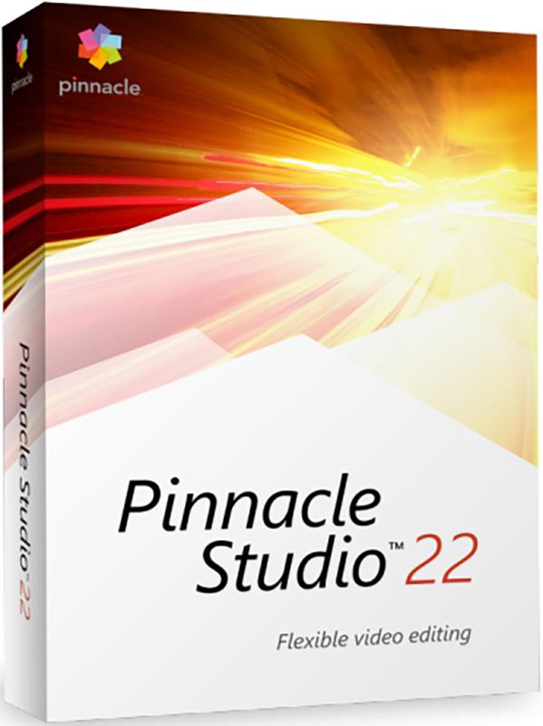 Pinnacle Studio 22 Standard [Цифровая версия] (Цифровая версия)