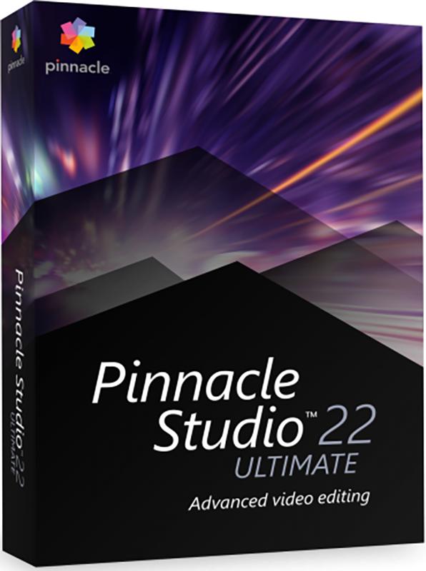 Pinnacle Studio 22 Ultimate [Цифровая версия] (Цифровая версия)