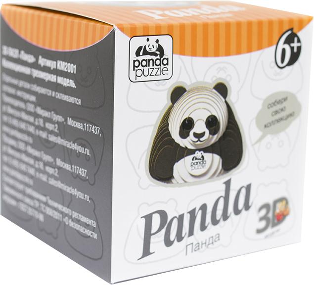 Конструктор 3D-пазл: Панда фото