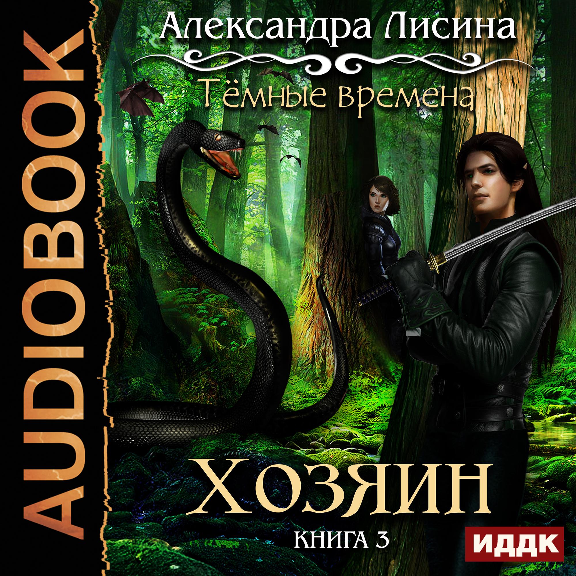 Лисина Александра Темные времена: Хозяин. Книга 3 (цифровая версия) (Цифровая версия)