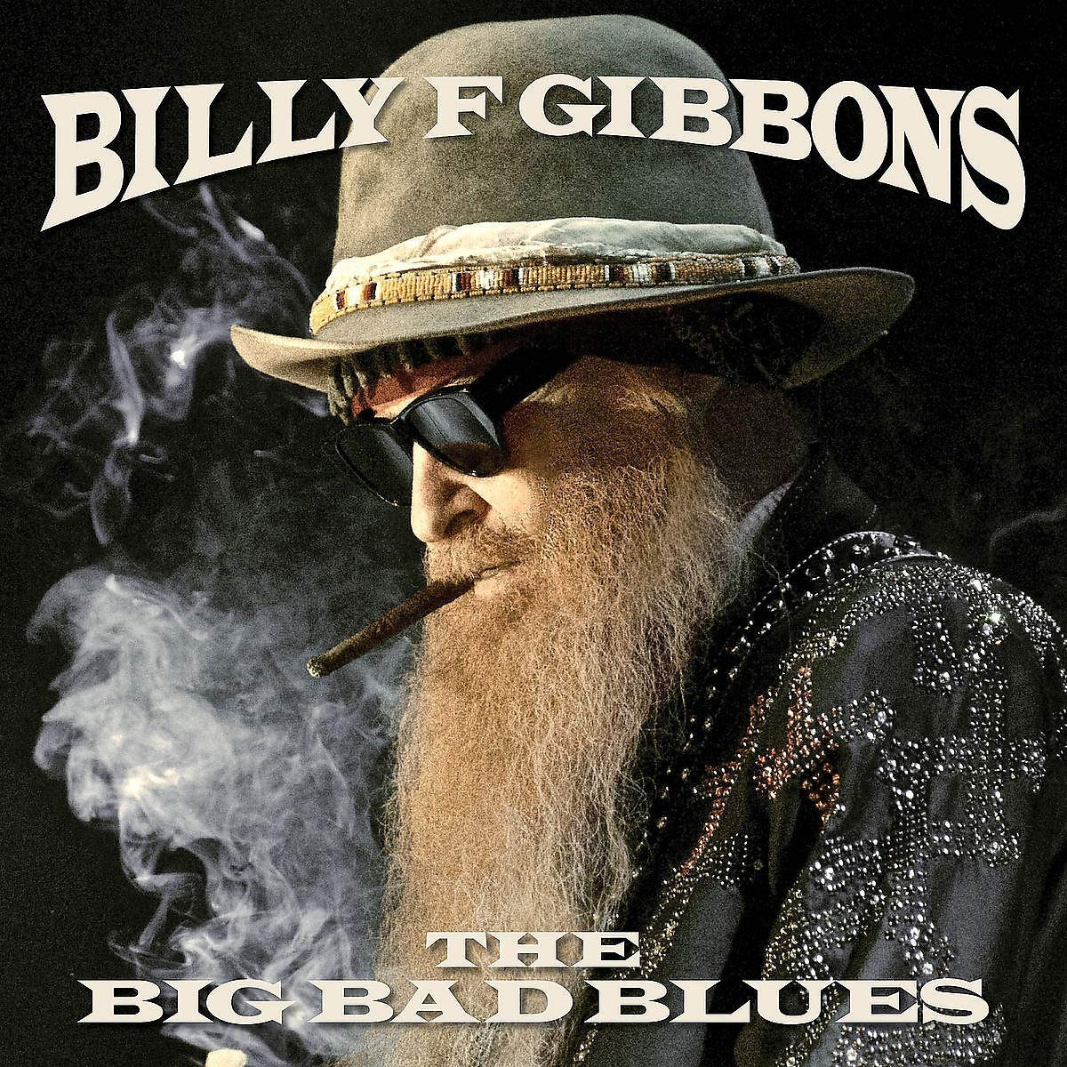 Billy F Gibbons – The Big Bad Blues (LP) фото