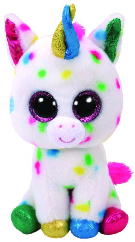 Мягкая игрушка Beanie Boo's: Единорог Harmonie (15 см) TY