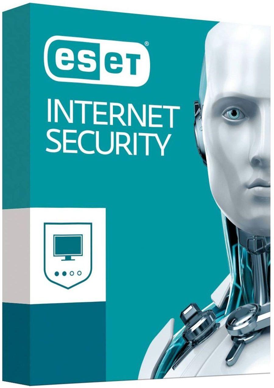 ESET NOD32 Internet Security (3 ПК, 2 года)  [Цифровая версия] (Цифровая версия)