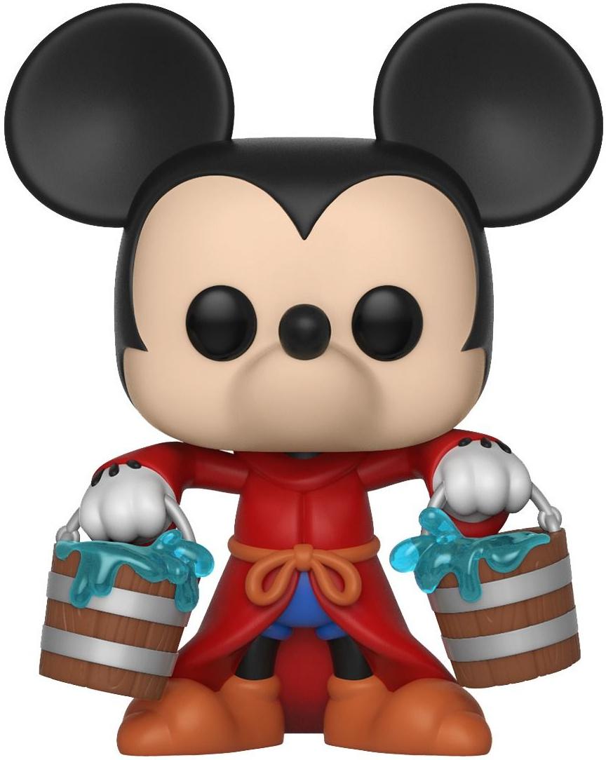 Фигурка Funko POP: Disney Mickey's The 90th Anniversary – Apprentice Mickey (9,5 см)