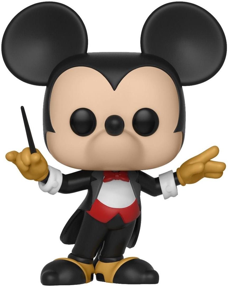 Фигурка Funko POP: Disney Mickey's The 90th Anniversary – Conductor Mickey (9,5 см)