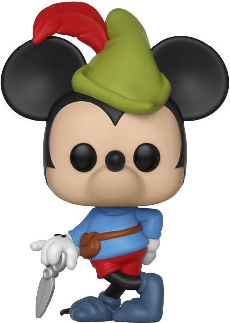Фигурка Funko POP: Disney Mickey's The 90th Anniversary – Brave Little Tailor (9,5 см)