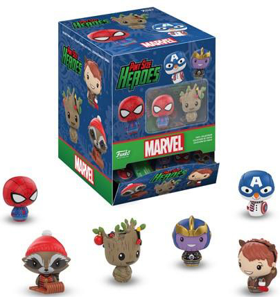 Фигурка Funko Pint Size Heroes: Marvel Holiday Blind Bag (1 шт. в ассортименте)