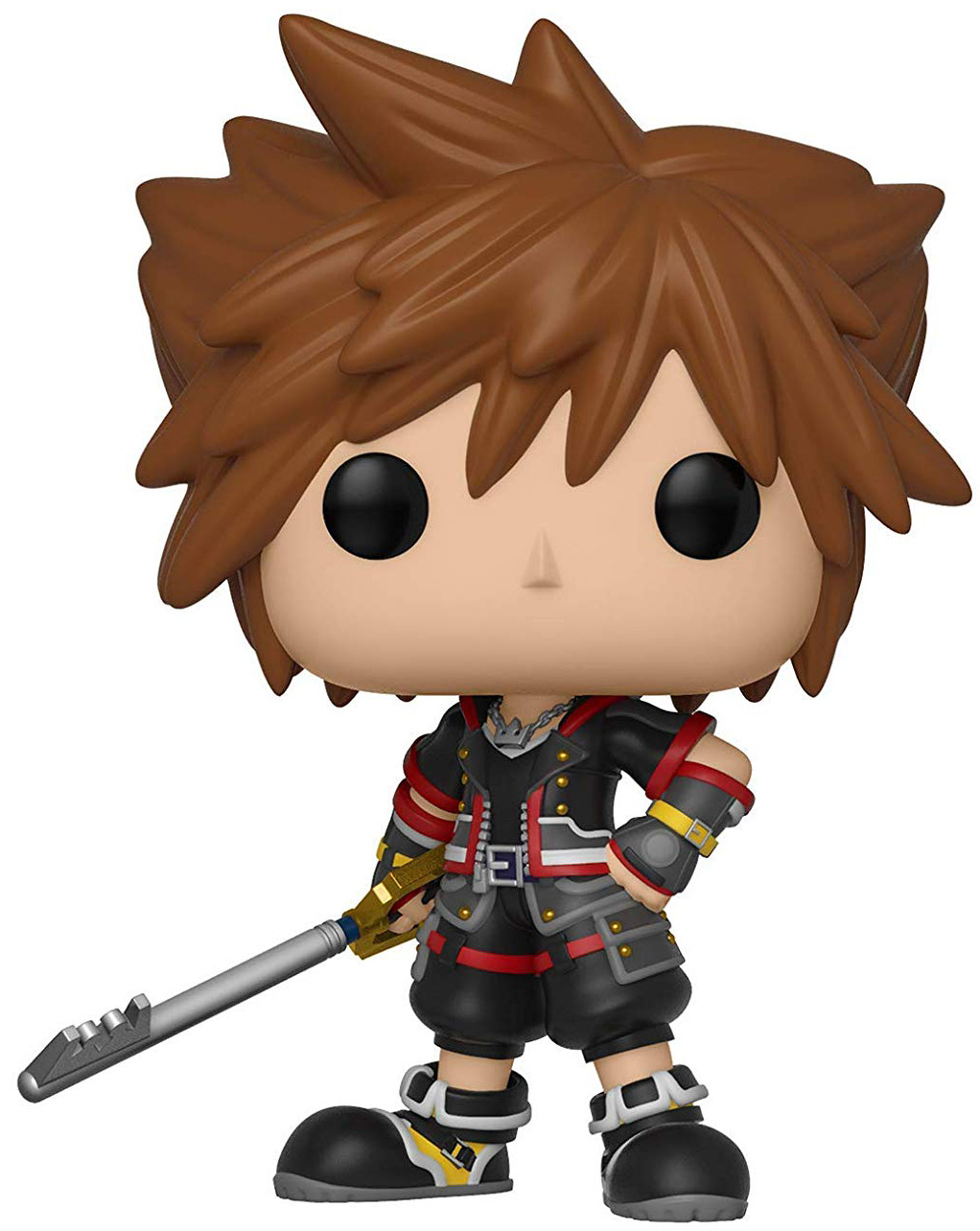 Фигурка Funko POP Games: Kingdom Hearts – Sora (9,5 см)