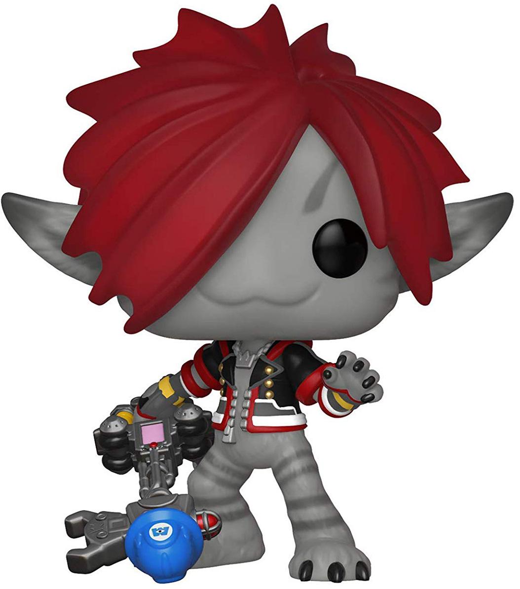 Купить со скидкой Фигурка Funko POP Games: Kingdom Hearts – Sora (Monster`s Inc.) (9,5 см)