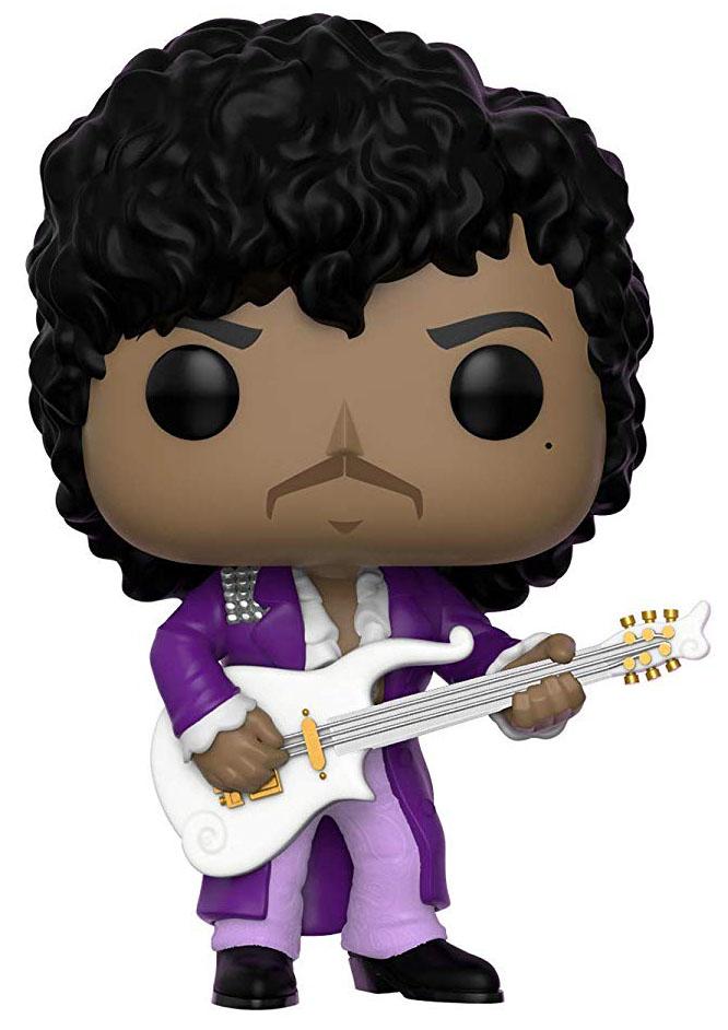 Купить со скидкой Фигурка Funko POP Rocks: Prince – Purple Rain (9,5 см)