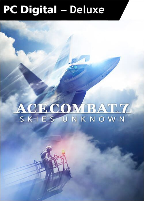 Ace Combat 7: Skies Unknown. Deluxe [PC, Цифровая версия] (Цифровая версия) фото