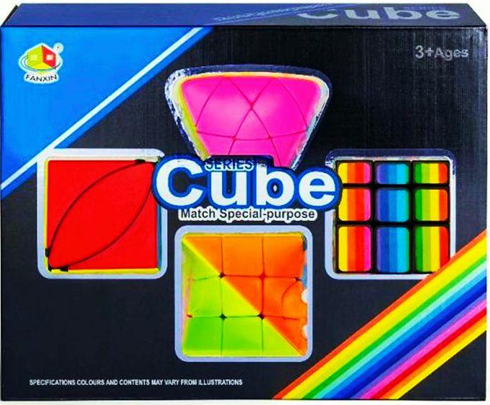 Набор головоломок Cube (4 шт.)