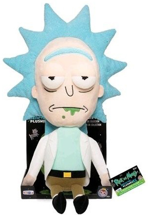 Мягкая игрушка Funko: Rick And Morty – Rick (40,64 см)