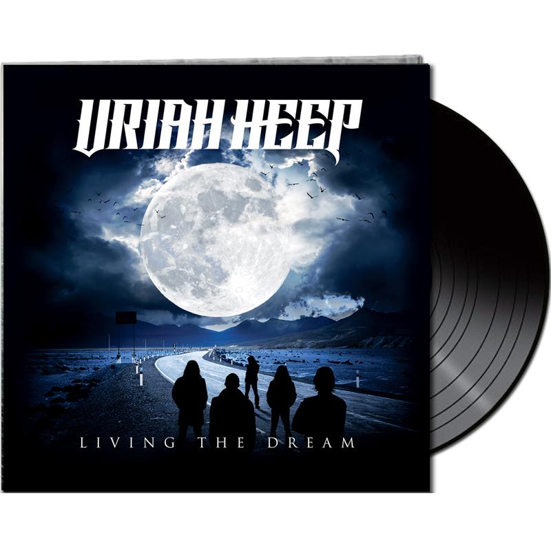 Uriah Heep – Living The Dream (LP) фото