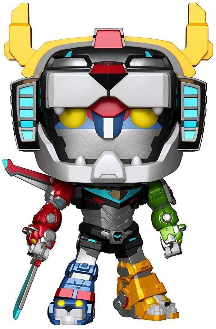 Фото - Фигурка Funko POP Animation: Voltron Legendary Defender – Voltron Exclusive (15,24 см) фигурка funko pop voltron вольтрон 37975