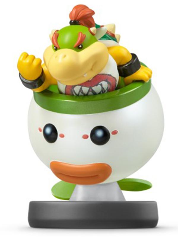 Super Smash Bros: Интерактивная фигурка amiibo – Боузер-Младший