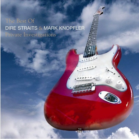 Dire Straits & Mark Knopfler – The Best Of Private Investigations (CD) фото