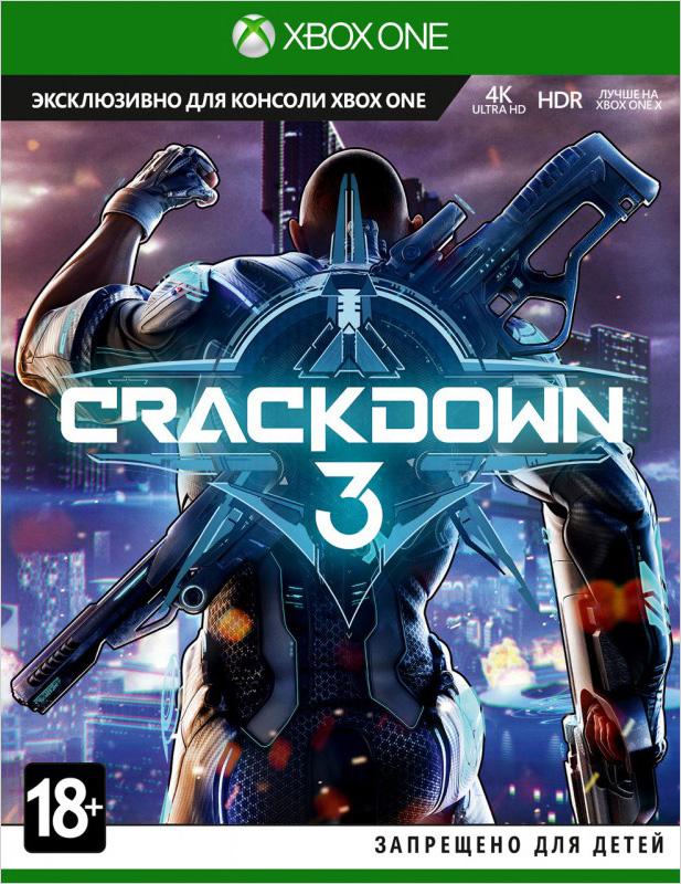 Crackdown 3 [Xbox One] фото